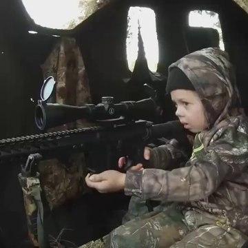 The Sniper Kid Motocross Version