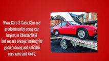 Scrap My Car Chesterfield | Cash For Cars Chesterfield