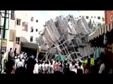 Bengaluru 7-storey under construction building collapses, many trapped|Oneindia News