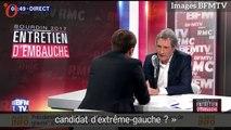 Présidentielle : Macron s'en prend vivement à Mélenchon candidat «d'extrême-gauche»