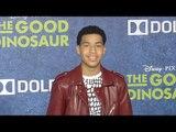 "Marcus Scribner ""The Good Dinosaur"" World Premiere in Los Angeles"