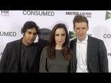"Kunal Nayyar, Zoe Lister-Jones ""Consumed"" Los Angeles Premiere Arrivals"