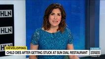 Etats-Unis: Un enfant de 5 ans meurt écrasé dans le restaurant tournant du Westin Plaza Hotel d'Atlanta