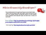 Market Research Report Forecast of High Throughput Process Development