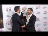 "Antonio Banderas, Sylvester Stallone ""The 33"" AFI FEST 2015 Gala Screening Arrivals"