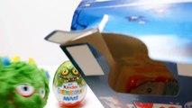 Kinder Überraschung Maxi Ei & Kuschelmonster Kinder Maxi Mix Schokolade - Monster Edi