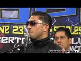 Josesito Lopez vs. Victor Ortiz: Post fight press conference highlights