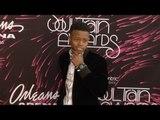 "Silento ""Soul Train Awards 2015"" Red Carpet"