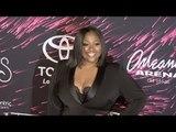 "Jasmine Sullivan ""Soul Train Awards 2015"" Red Carpet"