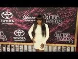 "Shanice ""Soul Train Awards 2015"" Red Carpet"