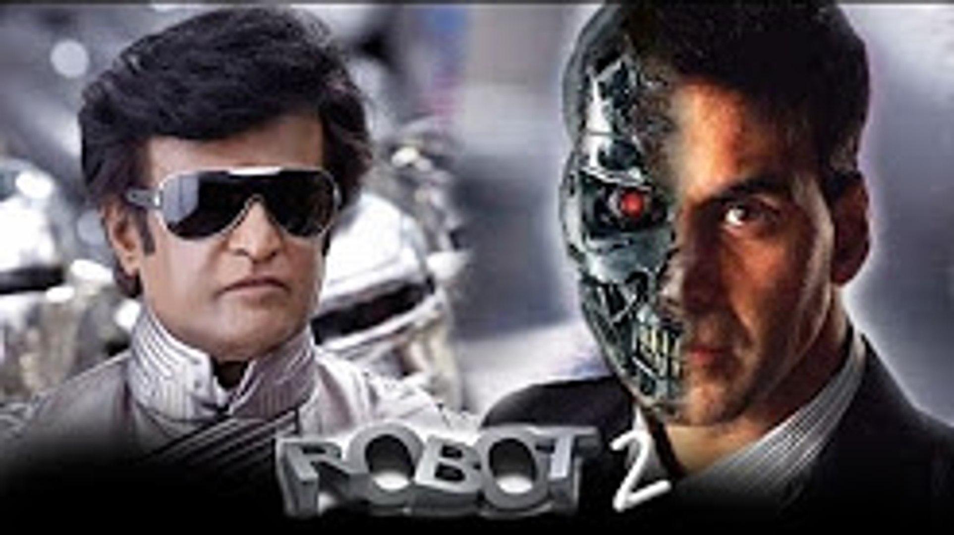 Robot 2 Trailer First Look - Rajnikanth New Movie Akshay Kumar - Indian New Movie Trailers
