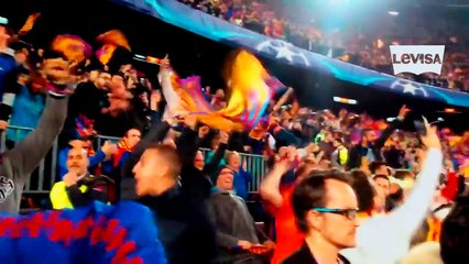 crazy reactions to sergi roberto goal barcelona 6 1 psg reactions champions league best match