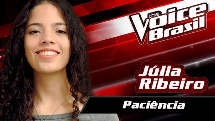 Júlia Ribeiro - Paciência
