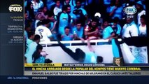 (Trágico) Un hincha de Belgrano muere tras ser lanzado desde la grada (Belgrano 1-1 Talleres) 2017
