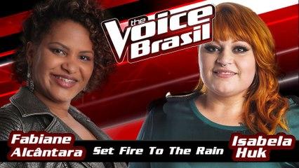Fabiane Alcântara - Set Fire To The Rain