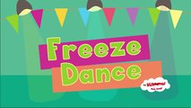 Freeze Dance _ Freeze Song _ Freeze Dance for Kids _ Music for Kids _ The Kiboomers