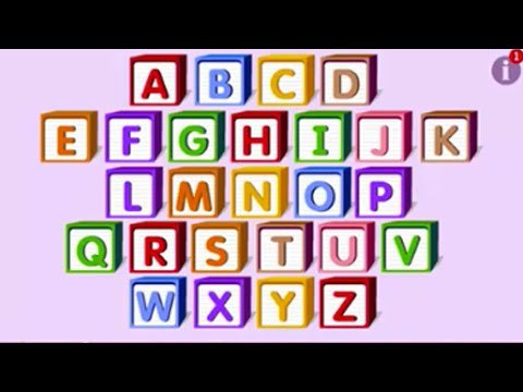 ABC Song and Learn the Alphabet Letter  A to Z with Starfall ABC App