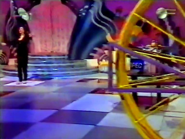 Ceca – Da ne cuje zlo – Marketing ekspres – (TV RTS 1997)