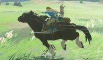 The Legend of Zelda Breath of the Wild - Tráiler con las notas