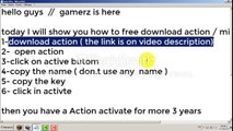GamerZ - How To Active Action Mirillis For Ever - 71142 GamerZ-1