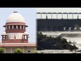 Cauvery row : SC slams Karnataka, directs it to release water to Tamil Nadu|Oneindia News