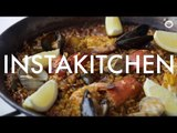 Fofo By El Willy Restaurant's Famous Paella in Hong Kong | Instakitchen E2 | Coconuts TV