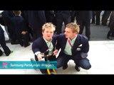 Matt Cowdrey - Blog, Paralympics 2012