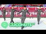 Breakdancing Thai cops demonstrate arresting moves | Coconuts TV