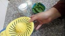 مطبخ ام وليد عصير الليمون و النعناع المنعش