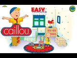 Caillou House of Puzzles ( Easy level) Play android game