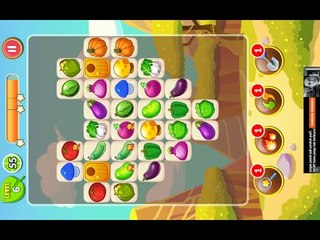 Fruit &Vegie - Free Android Puzzle Game for Kids