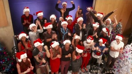 The Big Reunion Cast 2013 - I Wish It Could Be Christmas Everyday