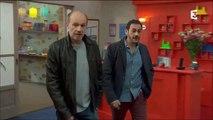 Passage de Plus belle la Vie Episode 3256 Pierre Martot