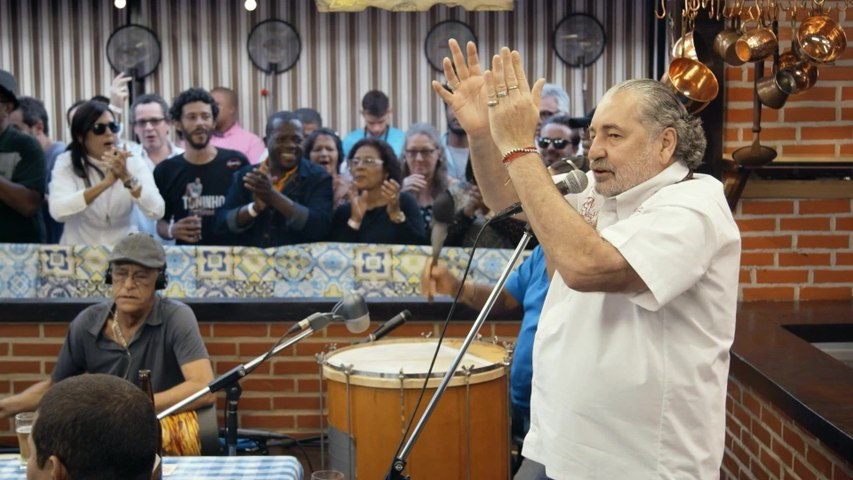 Moacyr Luz - Cabô, Meu Pai