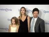 Mark Wahlberg & Rhea Durham // Smile Gala 2015 Red Carpet Arrivals