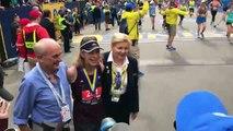 Kathrine Switzer - Boston Marathon