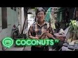 The Bamboo Saxophone Man | Souls of Bangkok | Coconuts TV