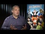 Genndy Tartakovsky on Hotel Transylvania 2, Selena Gomez, Future of Animation INTERVIEW