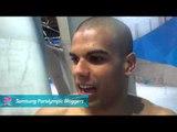 IPC Blogger - Andre Brasil (BRA) - London 2012 Paralympics, Paralympics 2012