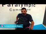 Jason Reiger - My final blog from London, Paralympics 2012