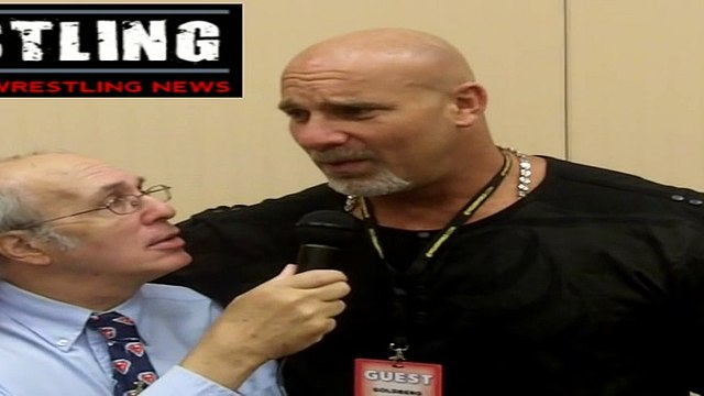 GOLDBERG REVEALS A HOGAN INSIDE STORY, TALKS FAMILY, WWE & MORE!.wmv