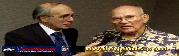APTER INTERVIEWS MR. WRESTLING II -- UNMASKED -- AUGUST 2010