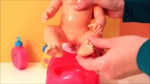 Baby bubble bath time water squirting bathtub sho