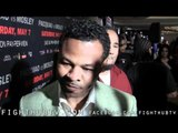 """Sugar"" Shane Mosley, "" My punches are heavier than Manny; This fight not tougher than Floyd;"