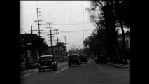 Busy Intersections in the 1920s, '40s, and '50s-