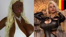 Wanita menghabiskan $63.000 untuk payudara dan kulit hitam - Tomonews