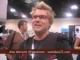 """Alex Albrecht (Diggnation) - """"Would You 72?"""""""