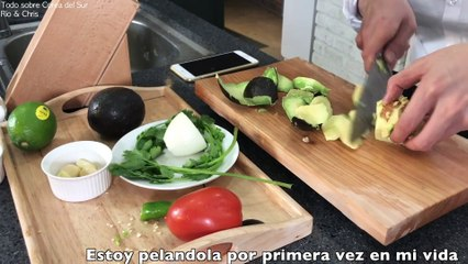 Let's learn how to make Mexican foods, Taco and Guacamole 멕시코 요리 타코와 과카몰리를 배워봅시다