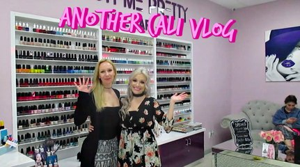 Another Cali Vlog | MissYarmosh