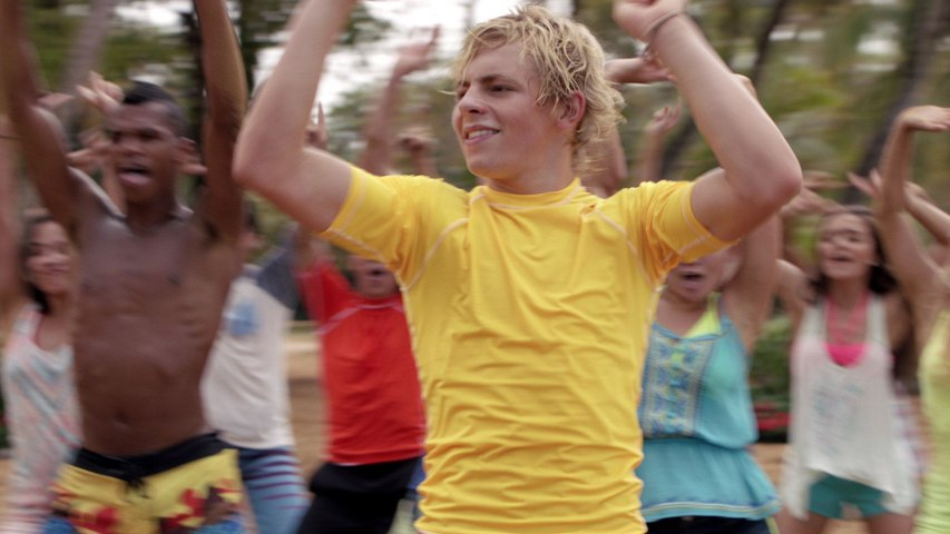 """Ross Lynch - Surf's Up (from """"Teen Beach Movie"""")"""